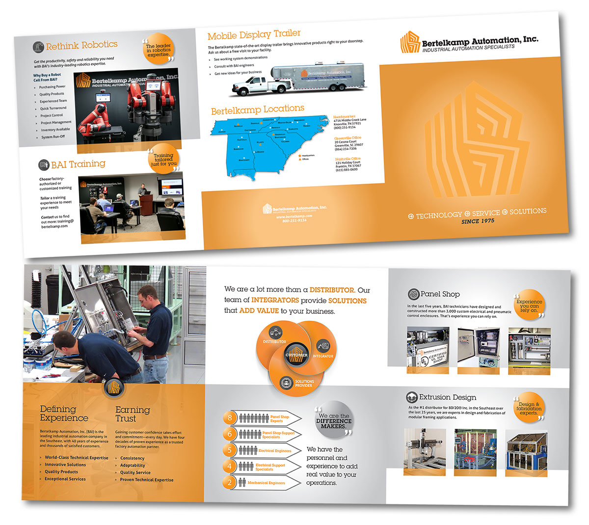 Bertelkamp Automation Brochure
